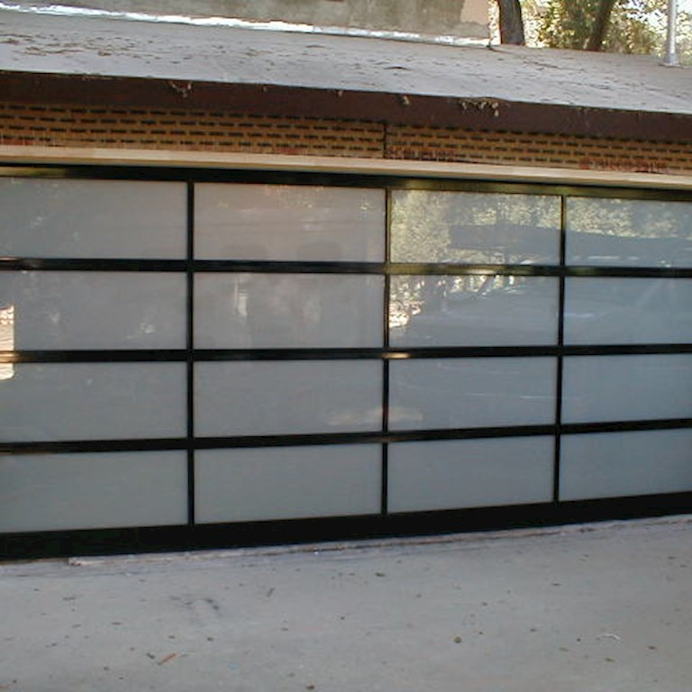 14 for 14 wide garage door