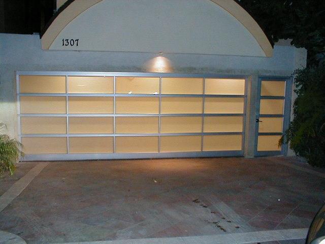 BP Glass Garage Doors