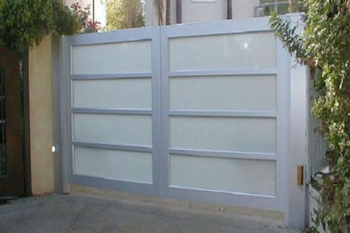 extra wide double door garage glass garage doors