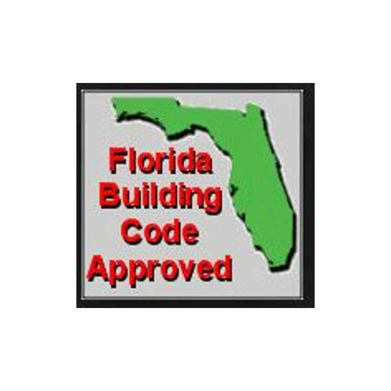 Florida Building Code Approved